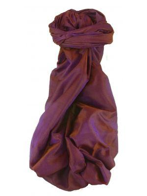 Varanasi Silk Long Scarf Heritage Range Hadi 9 by Pashmina & Silk