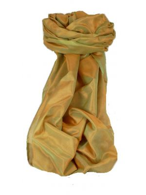 Varanasi Silk Long Scarf Heritage Range Jayaprakesh 3 by Pashmina & Silk