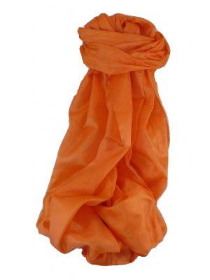 Varanasi Silk Long Scarf Heritage Range Naresh 2 by Pashmina & Silk