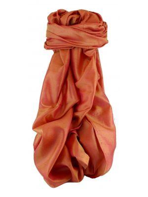 Varanasi Silk Long Scarf Heritage Range Naresh 4 by Pashmina & Silk
