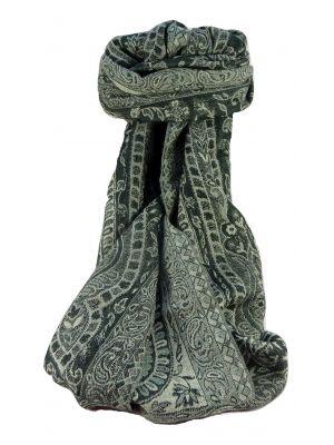 Mens Muffler Scarf 8679 Fine Pashmina Wool by Pashmina & Silk