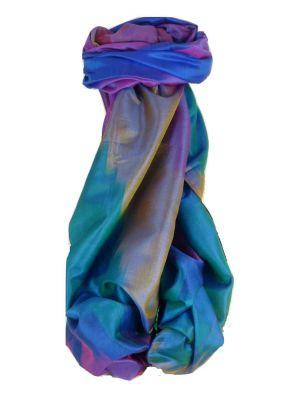 Varanasi Ekal Premium Silk Long Scarf Heritage Range Persad 5 by Pashmina & Silk