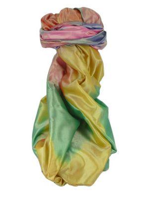 Varanasi Ekal Premium Silk Long Scarf Heritage Range Jindal 6 by Pashmina & Silk