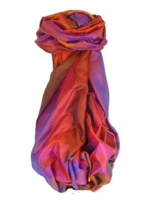Varanasi Ekal Premium Silk Long Scarf Heritage Range Gulati 5 by Pashmina & Silk