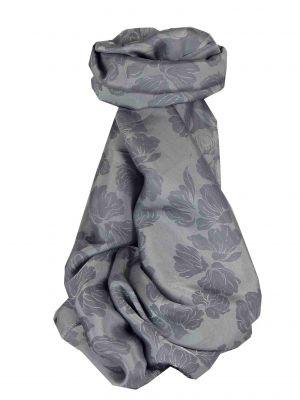 Vietnamese Silk Scarf Reversible Hoi-An Yen-Phu Pearl by Pashmina & Silk