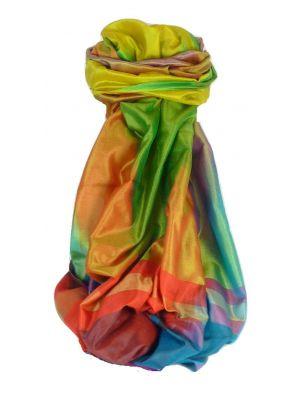 Varanasi Ekal Premium Silk Long Scarf Heritage Range Nath 10 by Pashmina & Silk
