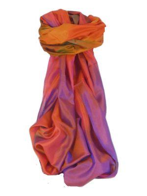 Varanasi Ekal Premium Silk Long Scarf Heritage Range Masood 5 by Pashmina & Silk