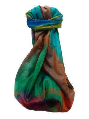 Varanasi Ekal Premium Silk Long Scarf Heritage Range Suresh 2 by Pashmina & Silk