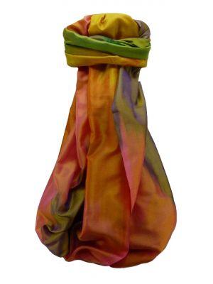 Varanasi Ekal Premium Silk Long Scarf Heritage Range Suresh 6 by Pashmina & Silk