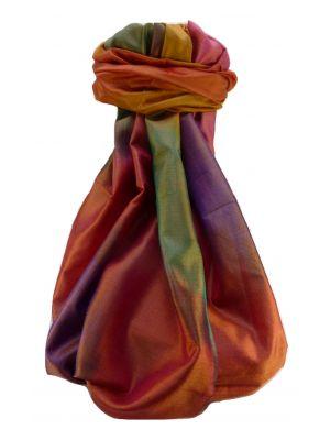 Varanasi Ekal Premium Silk Long Scarf Heritage Range Saraf 4 by Pashmina & Silk