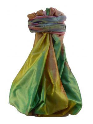 Varanasi Ekal Premium Silk Long Scarf Heritage Range Singh 7 by Pashmina & Silk
